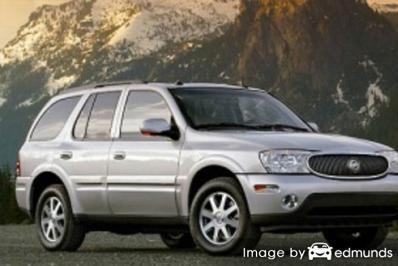 Insurance quote for Buick Rainier in Fort Worth