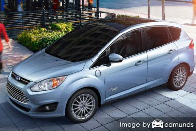 Insurance quote for Ford C-Max Energi in Fort Worth