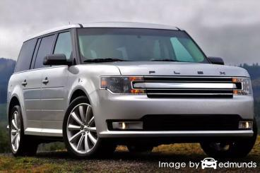 Insurance rates Ford Flex in Fort Worth