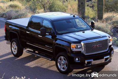 Insurance for GMC Sierra 2500HD