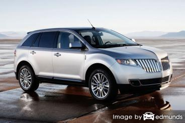 Insurance rates Lincoln MKT in Fort Worth