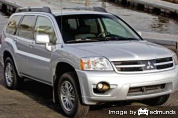 Insurance quote for Mitsubishi Endeavor in Fort Worth