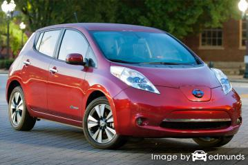 Insurance for Nissan Leaf