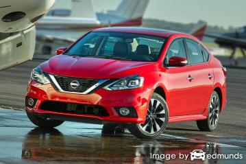 Discount Nissan Sentra insurance
