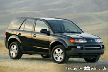 Insurance quote for Saturn VUE in Fort Worth