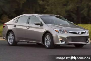 Insurance quote for Toyota Avalon in Fort Worth