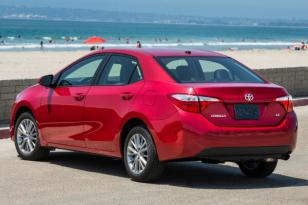 Insurance quote for Toyota Corolla in Fort Worth