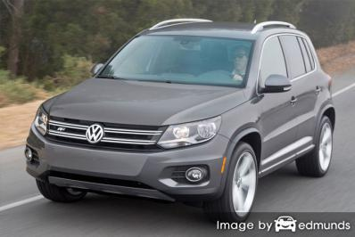 Insurance for Volkswagen Tiguan
