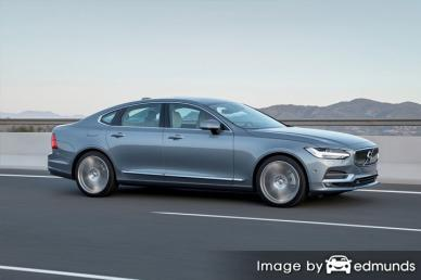 Insurance quote for Volvo S90 in Fort Worth