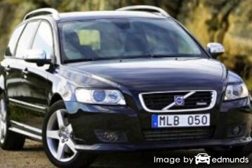 Insurance rates Volvo V50 in Fort Worth