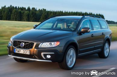 Insurance quote for Volvo XC70 in Fort Worth